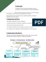 Estructura Del Mercado RESUMEN