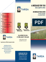 Targa Safety Brochure