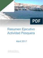Resumen Pesca Abril 2017
