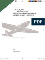 Sumario. Regulação e concorrência no setor aéreo do Brasil.pdf