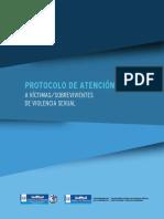 Protocolo Violencia Sexual SVET 2015
