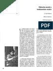 Adleson Camarena Iparraguirre - Historia Social y Testimonios Orales