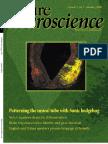 Nature Neuroscience January 2000