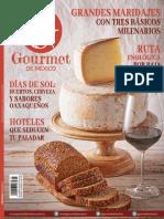 Gourmet de Mexico - Julio 2017