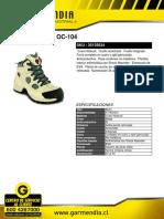 Botin Octavia Oc-104