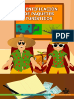Identificación de Paquetes Identificación de Paquetes Turísticos