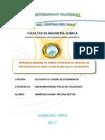 Cuartiles-Percentiles-Deciles -Ambrosio Huanay Brayan Héctor -Escuela Ambiental