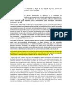 SILVA, Maurício - História e Identidade Na Ficção de José Eduardo Agualusa (FICHAMENTO BIBLIOGRÁFICO)
