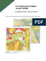 1.Manual Mapas Geologicos 1.50 000