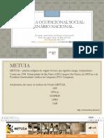 Terapia ocupacional social Panorama Nacional (UFMG 2017)