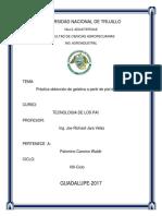 Palomino Cancino - Laboratorio 4 - Práctica Obtención de Gelatina a Partir de Piel de Cerdo