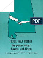 Black Belt Prairie in Montgomery County, Alabama