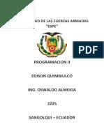 Universidad de Las Fuerzas Armadas