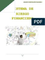 Riesgo Financiero