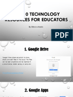 edtc527 rebeccamundo top 10 technology resources