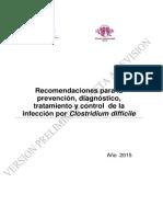 GPC Uruguay 2015 clostridium