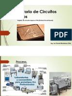 Proceso de Revelado de PCB usando fotoligrafia