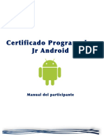 Manual_Certificado Programador Jr. Para Android