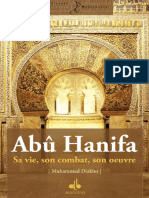Abû Hanifa  Sa Vie, Son Combat, Son Œuvre