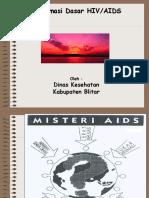 MATERIPENYULUHAN  SOSIALISASI HIV / AIDS