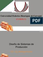 Produccion Por Proyectos
