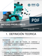 Metodo Problemico 04-10-16