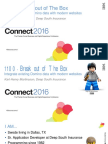 Connect 2016 - AD1100