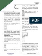 Cálculos Estequiométricos - Exercícios