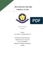 Ophtalmology Record
