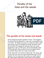 parable of the wheat and weeds  viber -1