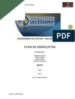 Proyecto Plan de Marketing