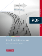 Zinc-free