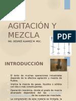 Presentación Agitación y Mezcla