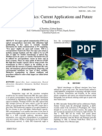 Free Space Optics Current Applications and Future Challenges