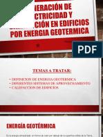 Generación de Electricidad y Calefacción en Edificios