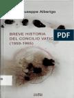 Alberigo Giuseppe Breve Historia Concilio Vaticano II.pdf