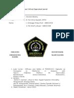 Tugas Critical Appraisal Jurnal Bu Anna