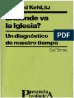 KEHL, Medard, Adónde va la Iglesia.pdf