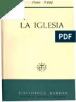 KÜNG, H., La Iglesia.pdf