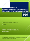 Materi Entry Data