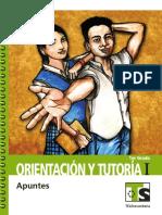 tutoria y orientacion de primero