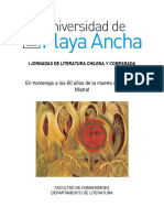 2017 Convocatoria Jornadas Mistralianas 2 PARA DIFUSIÓN. 1