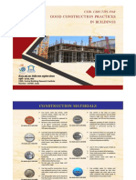 Good Construction Practice Book CBRI 2017