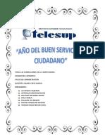 Año Del Buen Servicio Al Ciudadano