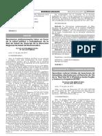 MINSA PERÚ RESOLUCION MINISTERIAL N° 556-2017/MINSA