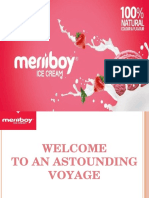 Meriiboy Tasting Session