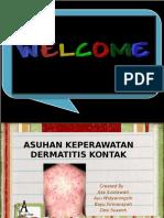 Askep Dermatitis Kontak