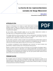 Mora Martin - La teoría de las representaciones de Serge Moscovici.pdf