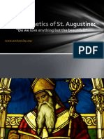 The Aesthetics of St Augustine