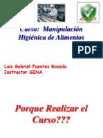 Manipulacion, BPM y HACCP - Copia